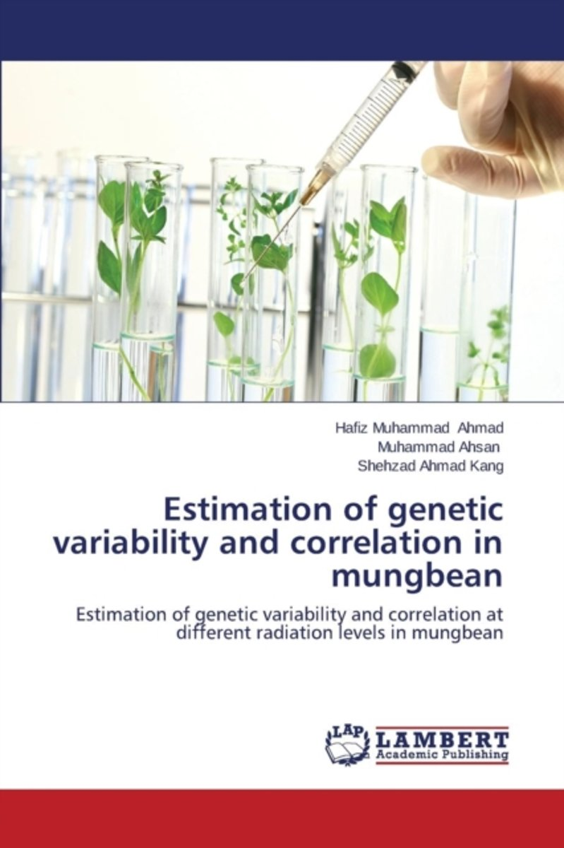 Estimation of Genetic Variability and Correlation in Mungbean