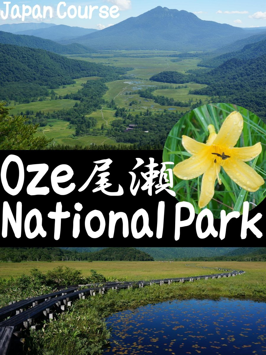 Oze National Park