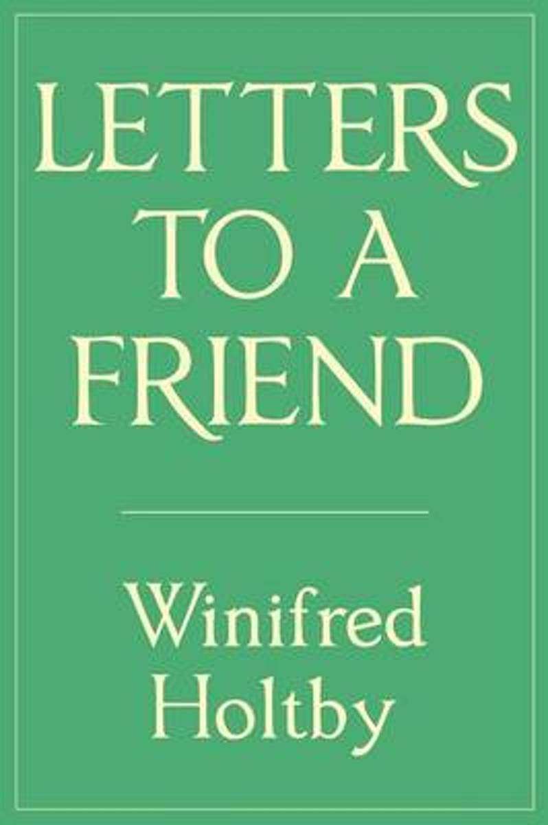Letters to a Friend