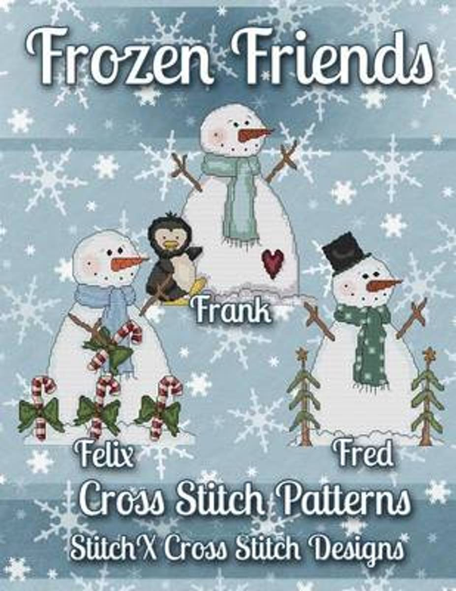 Frozen Friends Cross Stitch Patterns