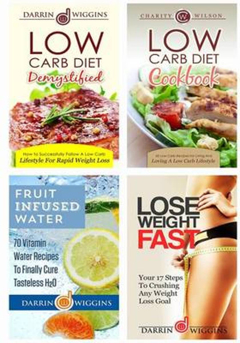 Low Carb Diet Box Set