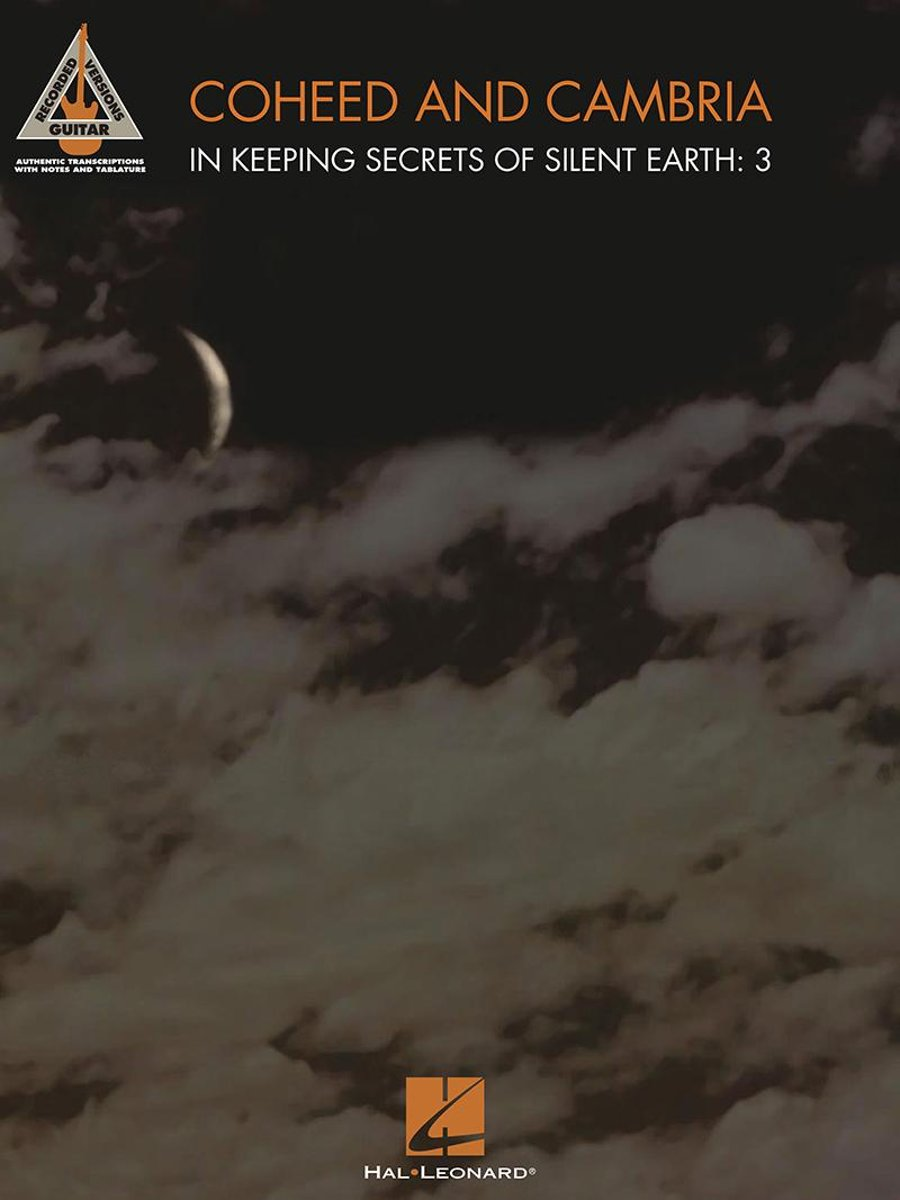 Coheed and Cambria - In Keeping Secrets of Silent Earth: 3 Songbook
