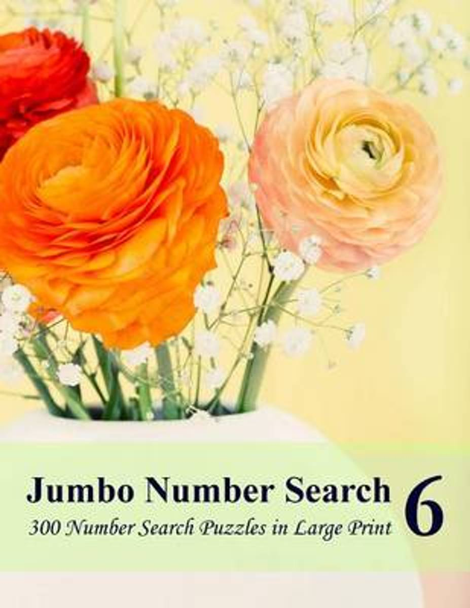 Jumbo Number Search 6