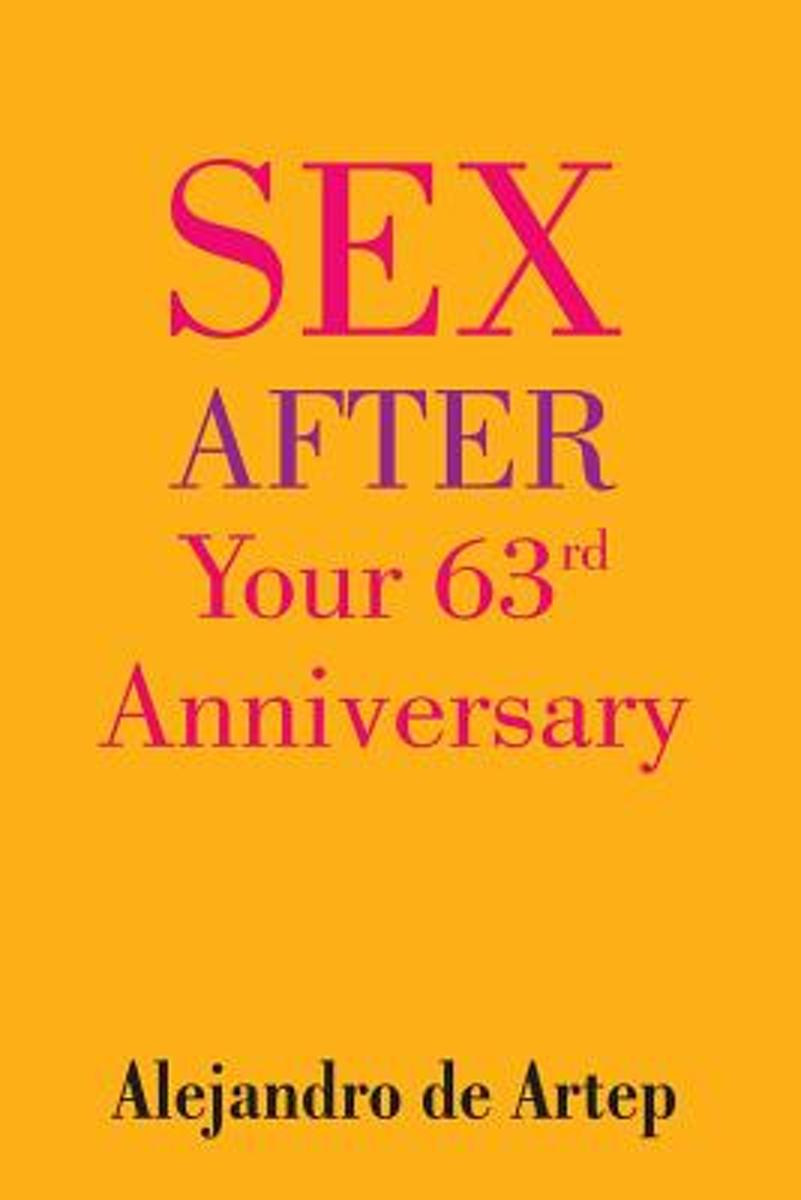 Sex After Your 63rd Anniversary