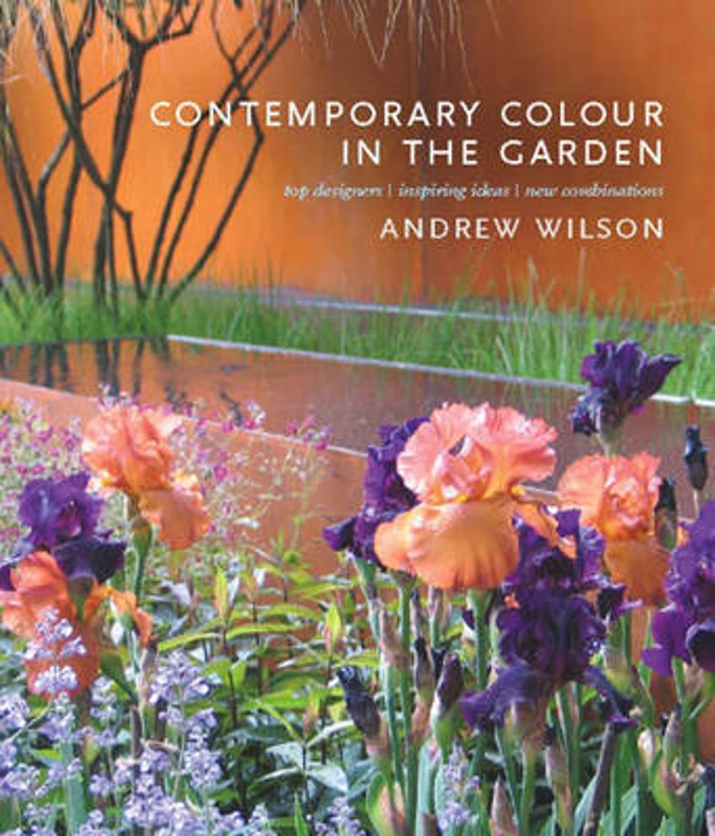 Contemporary Colour in the Garden