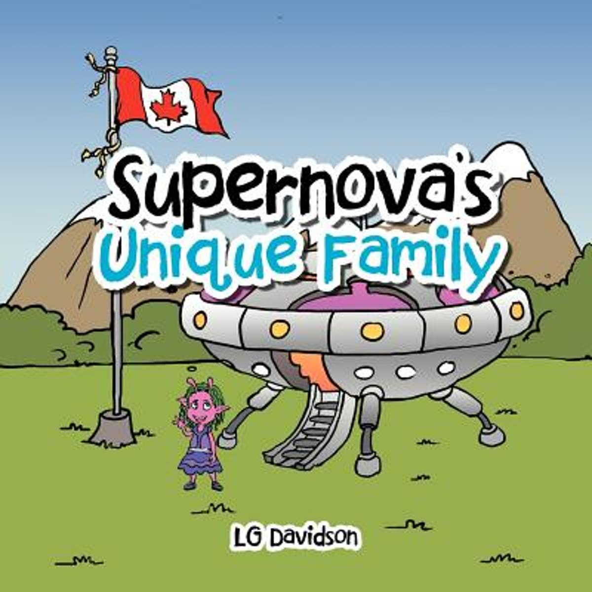 Supernova's Unique Family