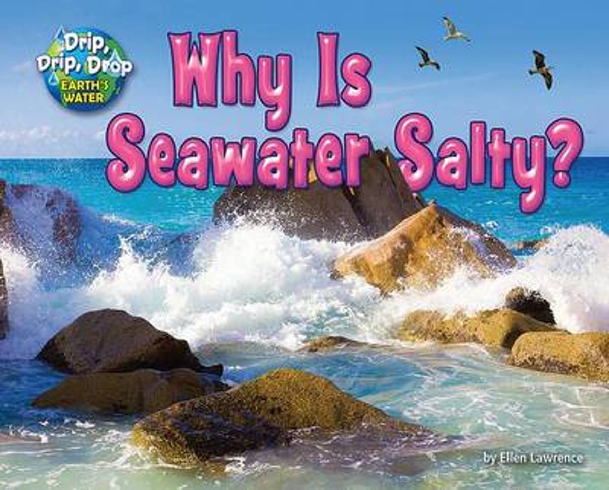 Why Is Seawater Salty?