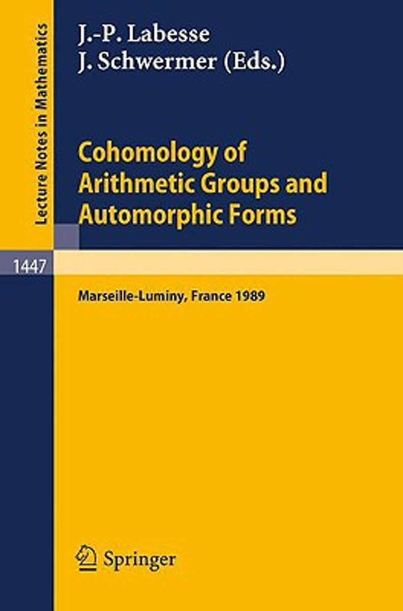 Cohomology of Arithmetic Groups and Automorphic Forms