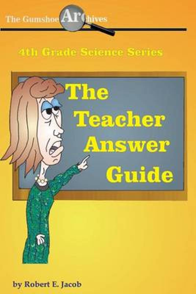 The Gumshoe Archives - 4th Grade Science Series