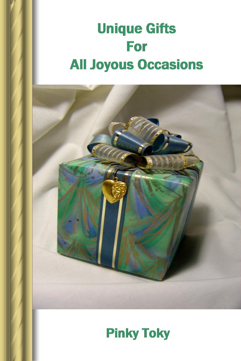 Unique Gifts For All Joyous Occasions