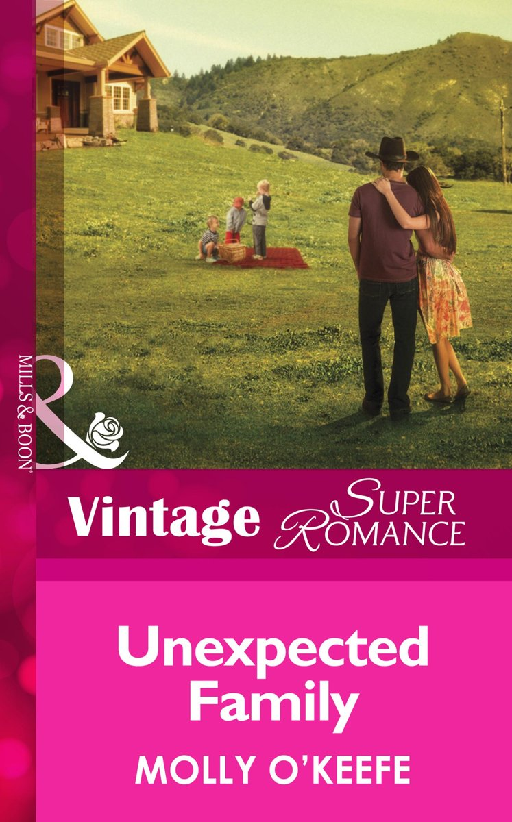 Unexpected Family (Mills & Boon Vintage Superromance)