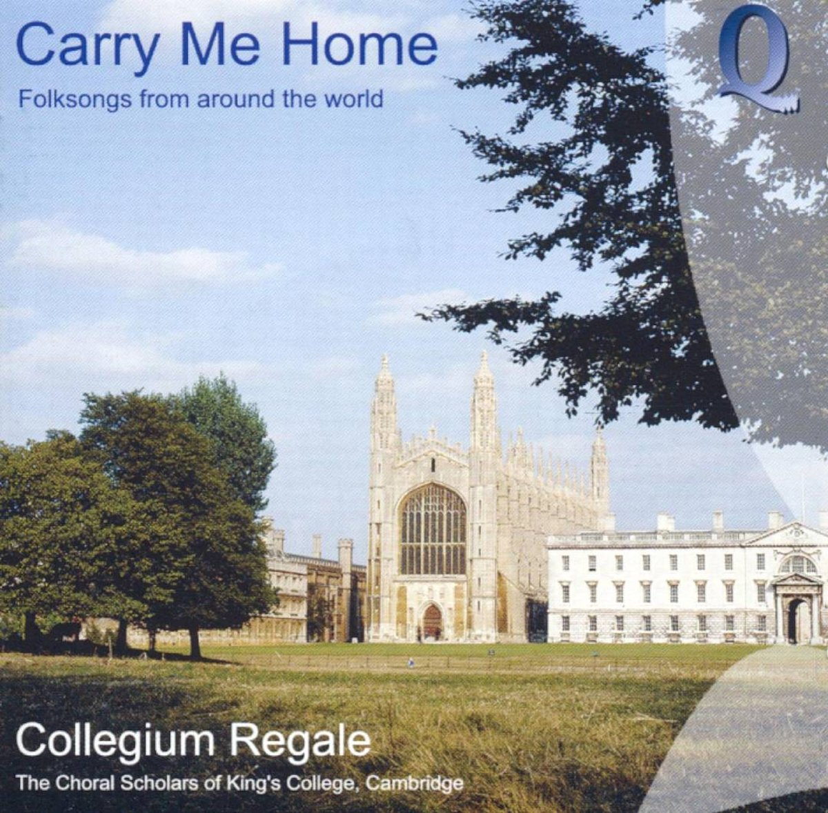 Carry Me Home-Folksongs
