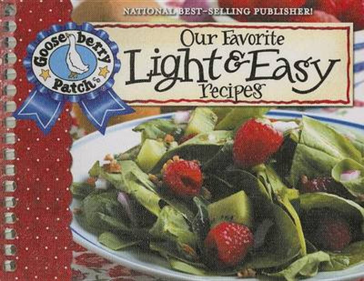 Our Favorite Light and Easy Recipes Cookbook