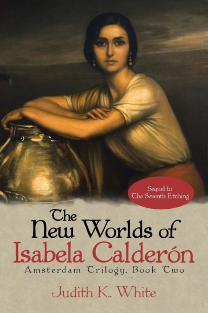 The New Worlds of Isabela Calderon