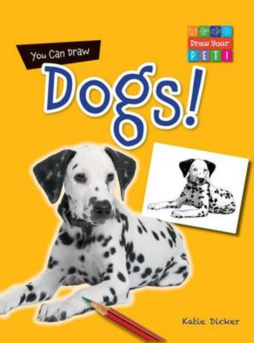 You Can Draw Dogs!