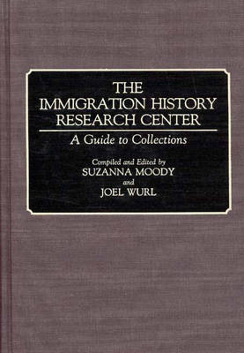 The Immigration History Research Center