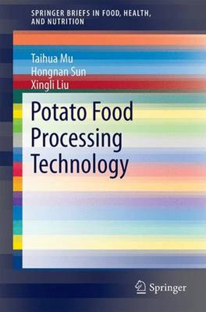 Potato Staple Food Processing Technology