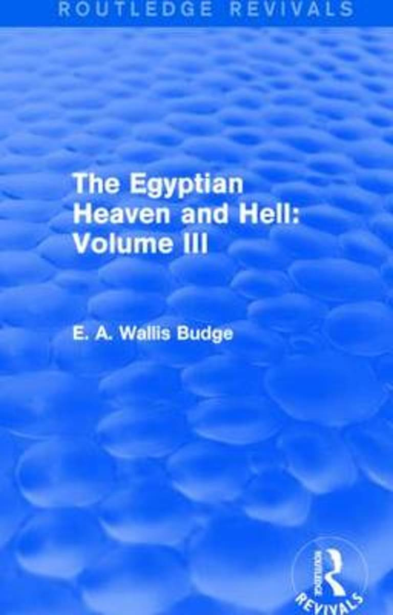 The Egyptian Heaven and Hell