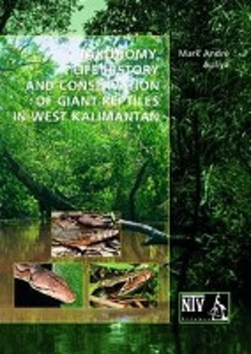 Taxonomy, life history and conversation of giant reptiles in West Kalimantan