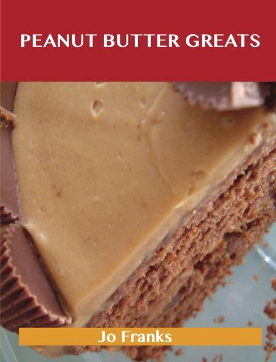 Peanut Butter Greats