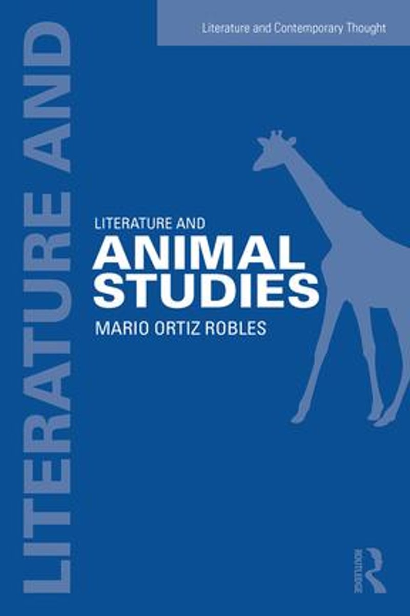 Literature and Animal Studies