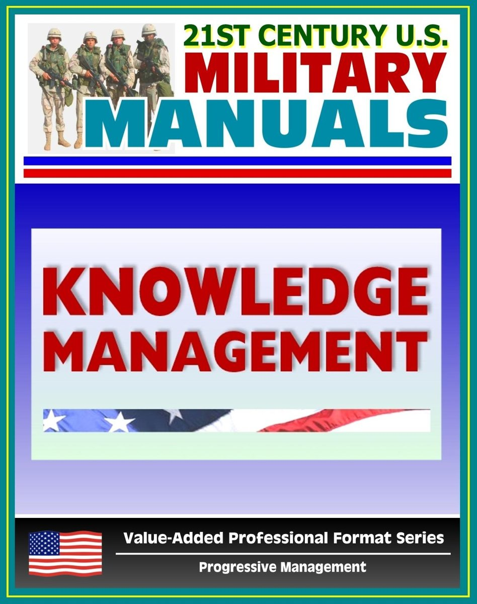U.S. Army Field Manual: Knowledge Management Section (FM 6-01.1) - Integrating KM into Operations of Brigades, Divisions, and Corps