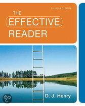 The Effective Reader (with MyReadingLab Pearson Etext Student Access Code Card)