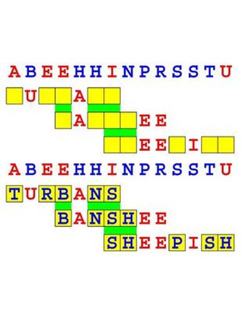 Joinword Puzzles 43rgb