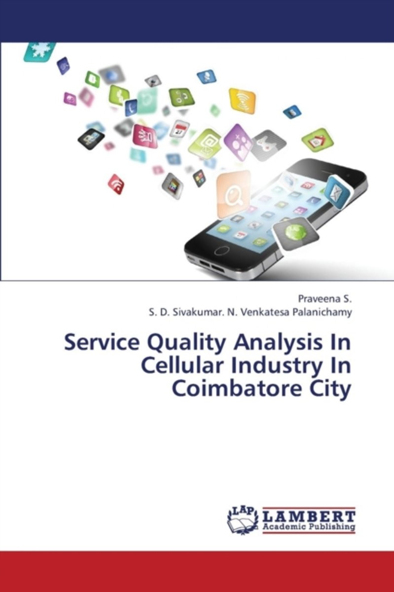 Service Quality Analysis in Cellular Industry in Coimbatore City