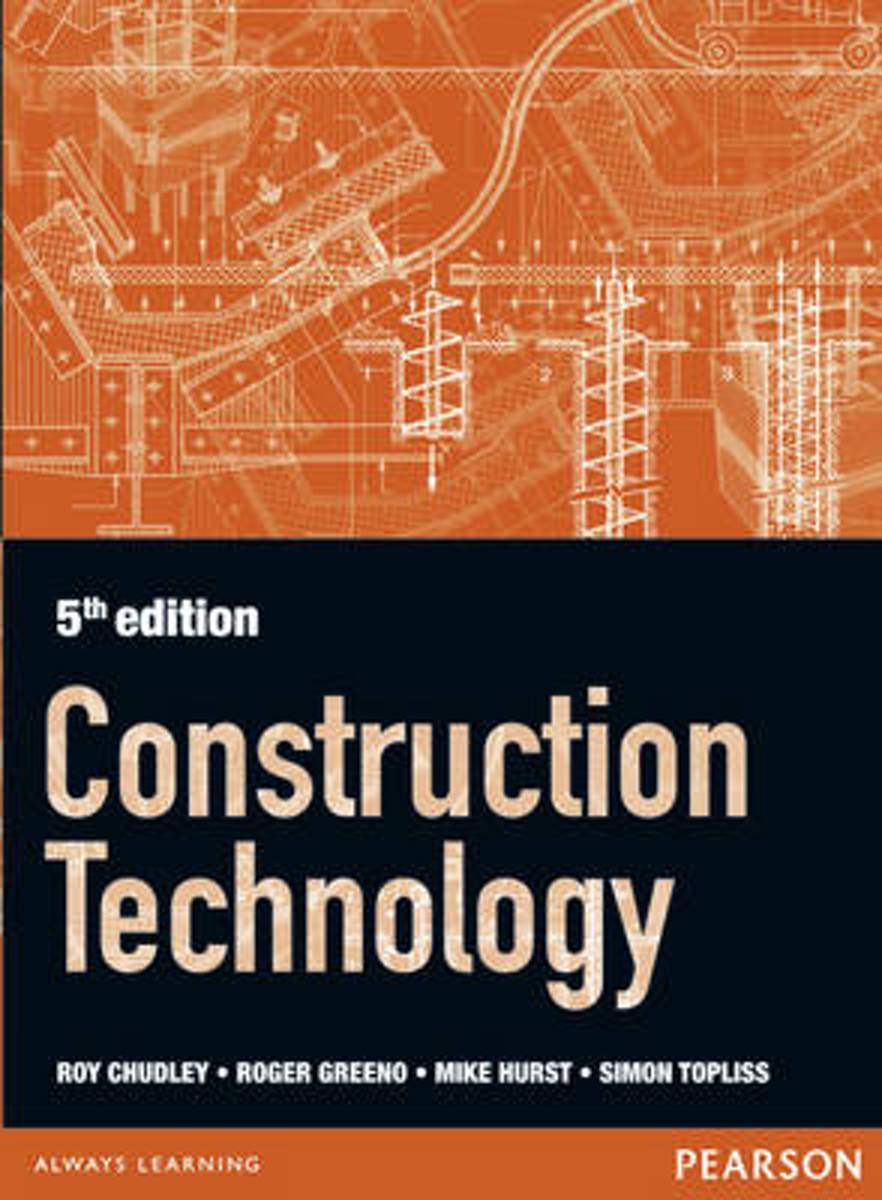 Construction Technology 5th edition