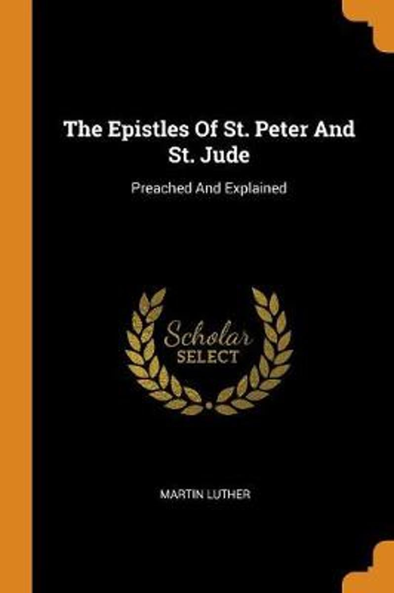 The Epistles of St. Peter and St. Jude