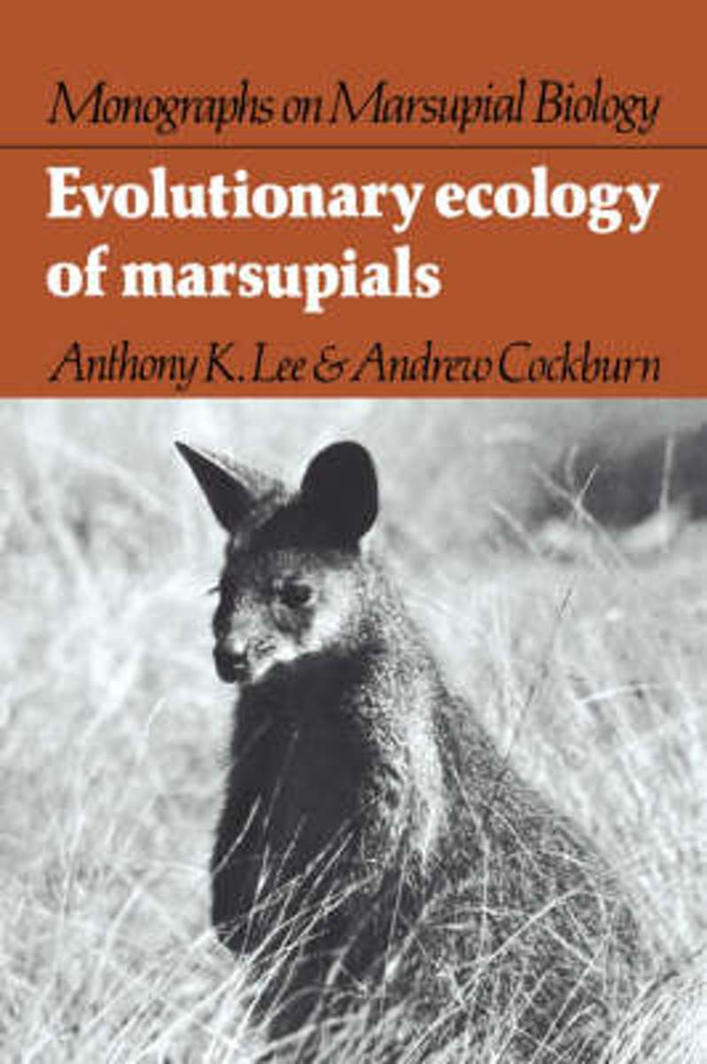 Evolutionary Ecology of Marsupials