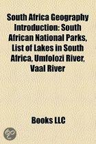 South Africa Geography Introduction: South African National Parks, List of Lakes in South Africa, Umfolozi River, Vaal River