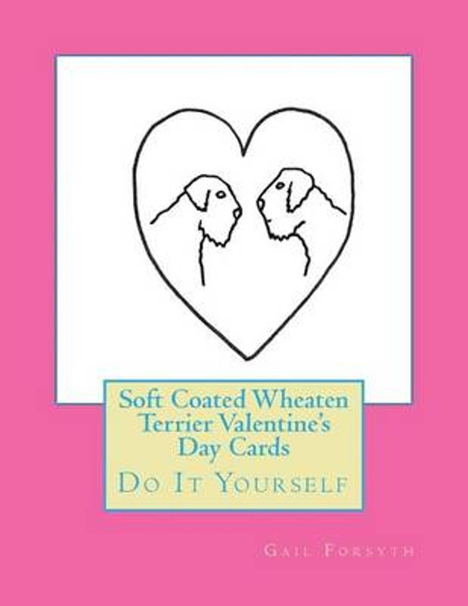 Soft Coated Wheaten Terrier Valentine's Day Cards