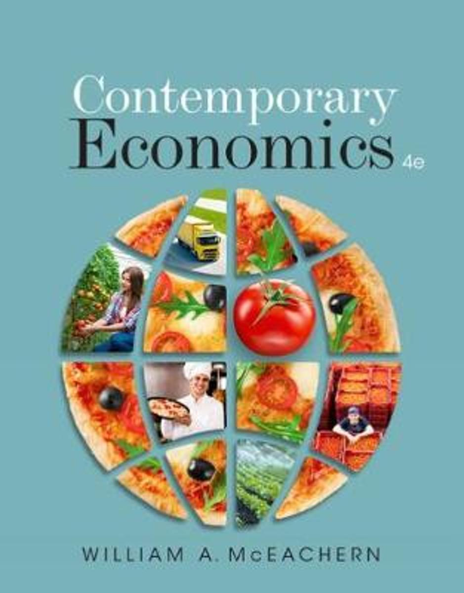Contemporary Economics, Student Workbook