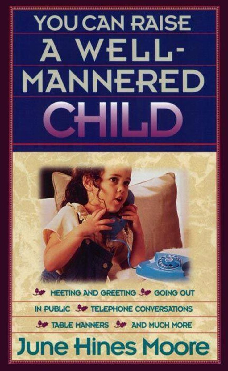 You Can Raise a Well-Mannered Child