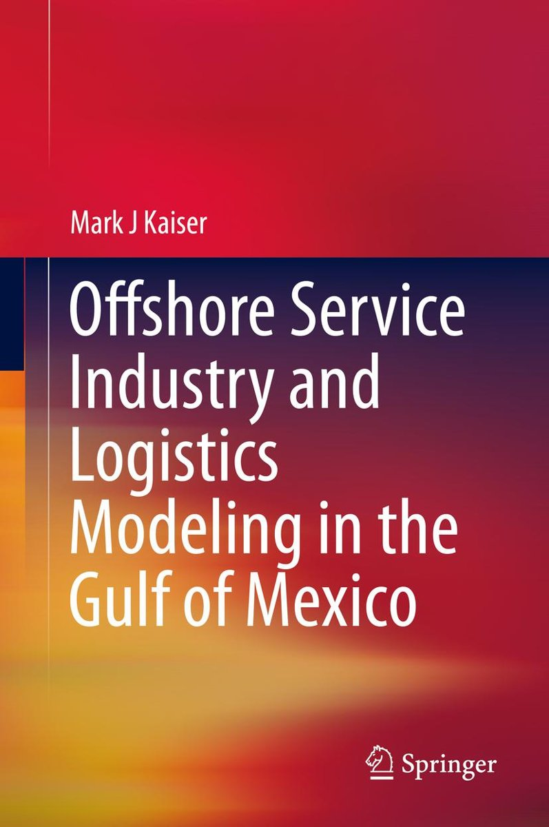 Offshore Service Industry and Logistics Modeling in the Gulf of Mexico