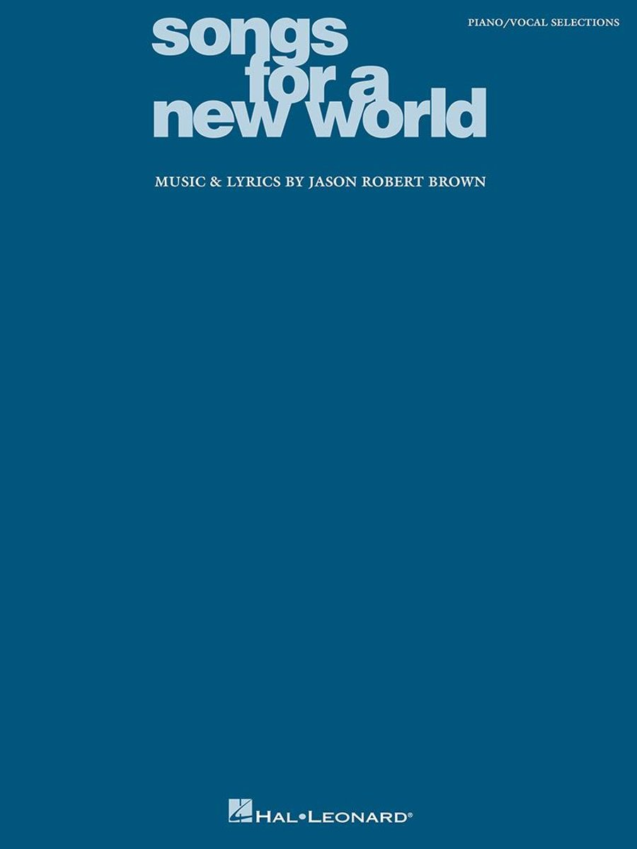Songs for a New World (Songbook)