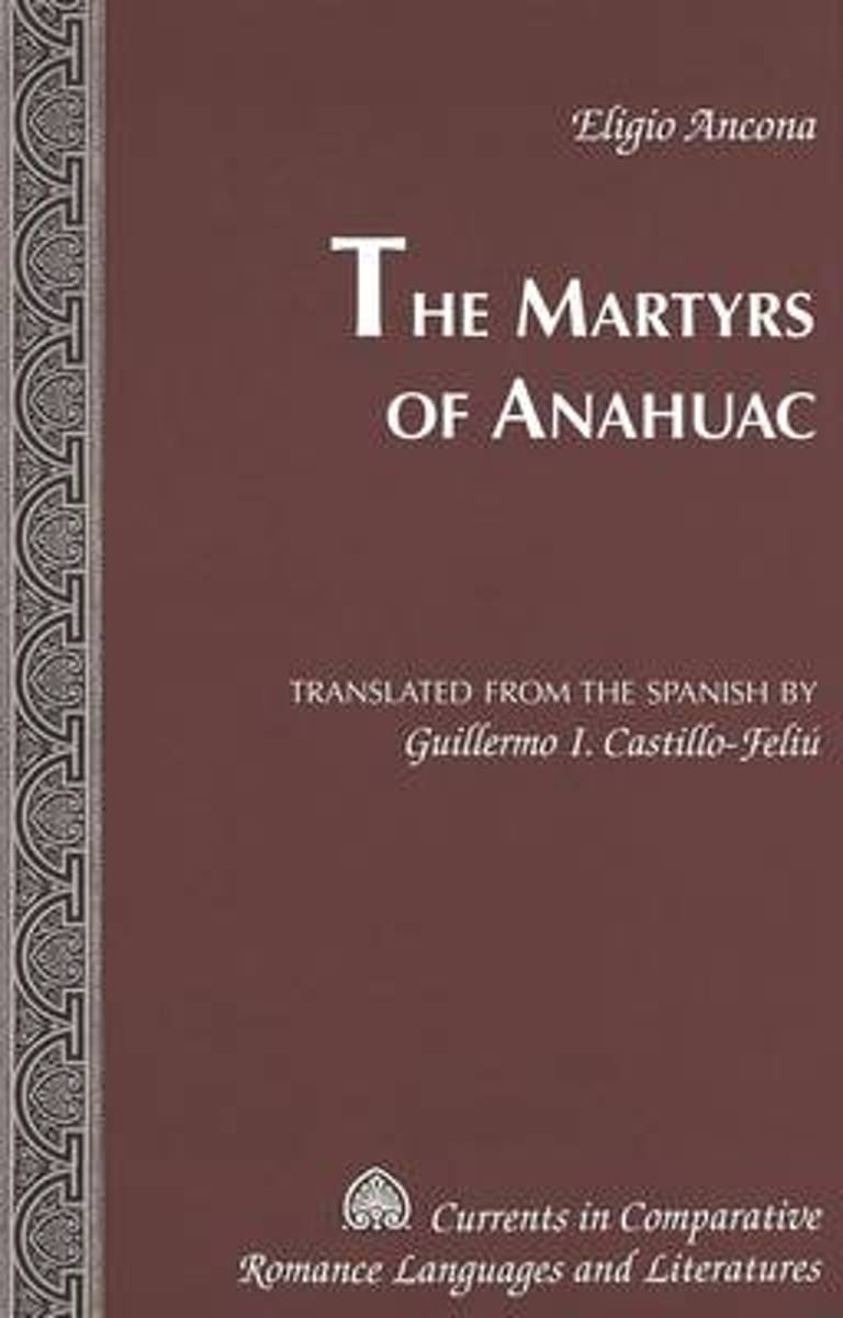 The Martyrs of Anahuac