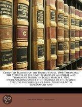 Compiled Statutes of the United States, 1901