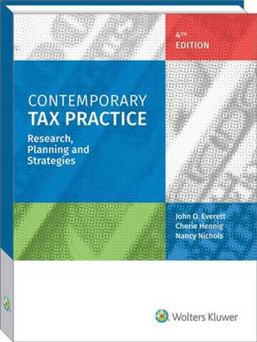 Contemporary Tax Practice