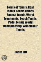 Forms of tennis