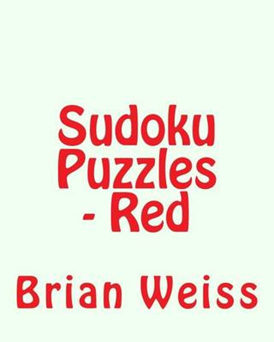 Sudoku Puzzles - Red