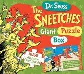 Dr. Seuss the Sneetches Giant Puzzle Box