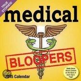 Medical Bloopers Day-To-Day Calendar
