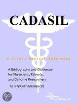 Cadasil - a Bibliography and Dictionary for Physicians, Patients, and Genome Researchers