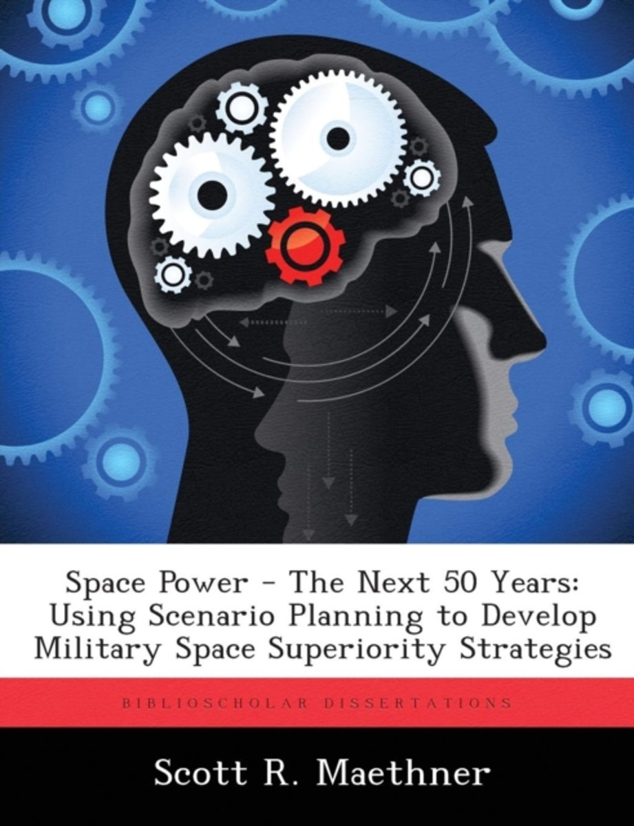 Space Power - The Next 50 Years