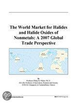 The World Market for Halides and Halide Oxides of Nonmetals