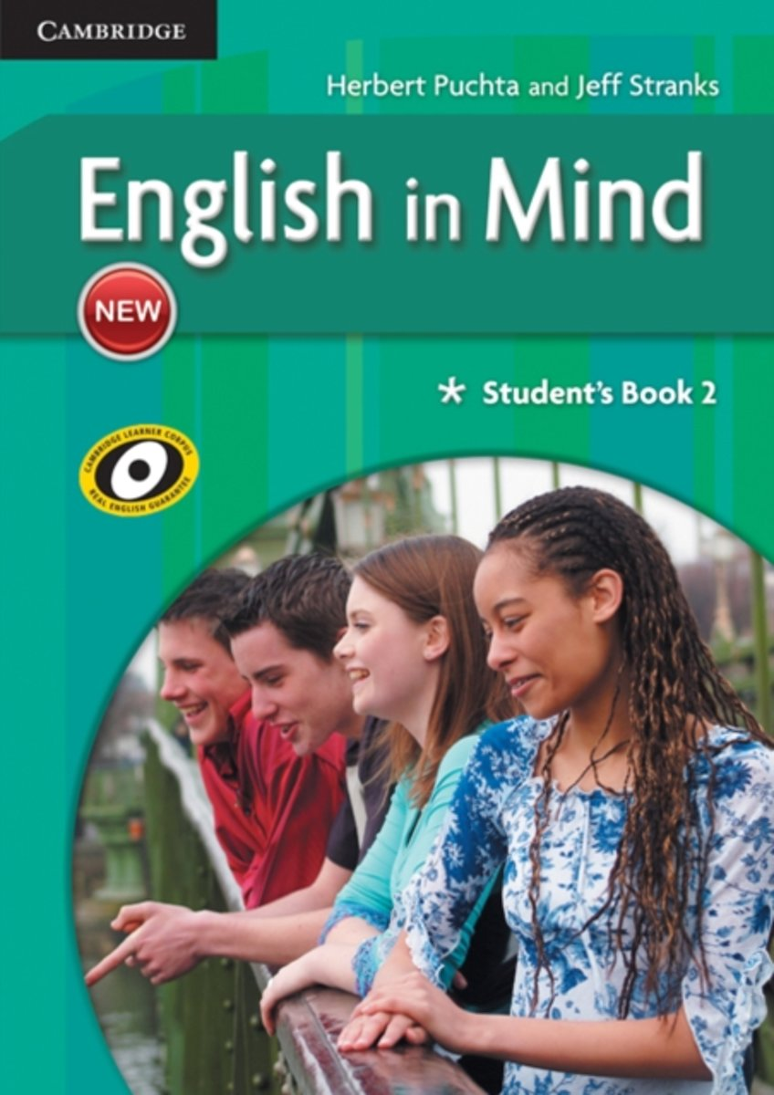 English in Mind Level 2 Student's Book Middle Eastern Edition