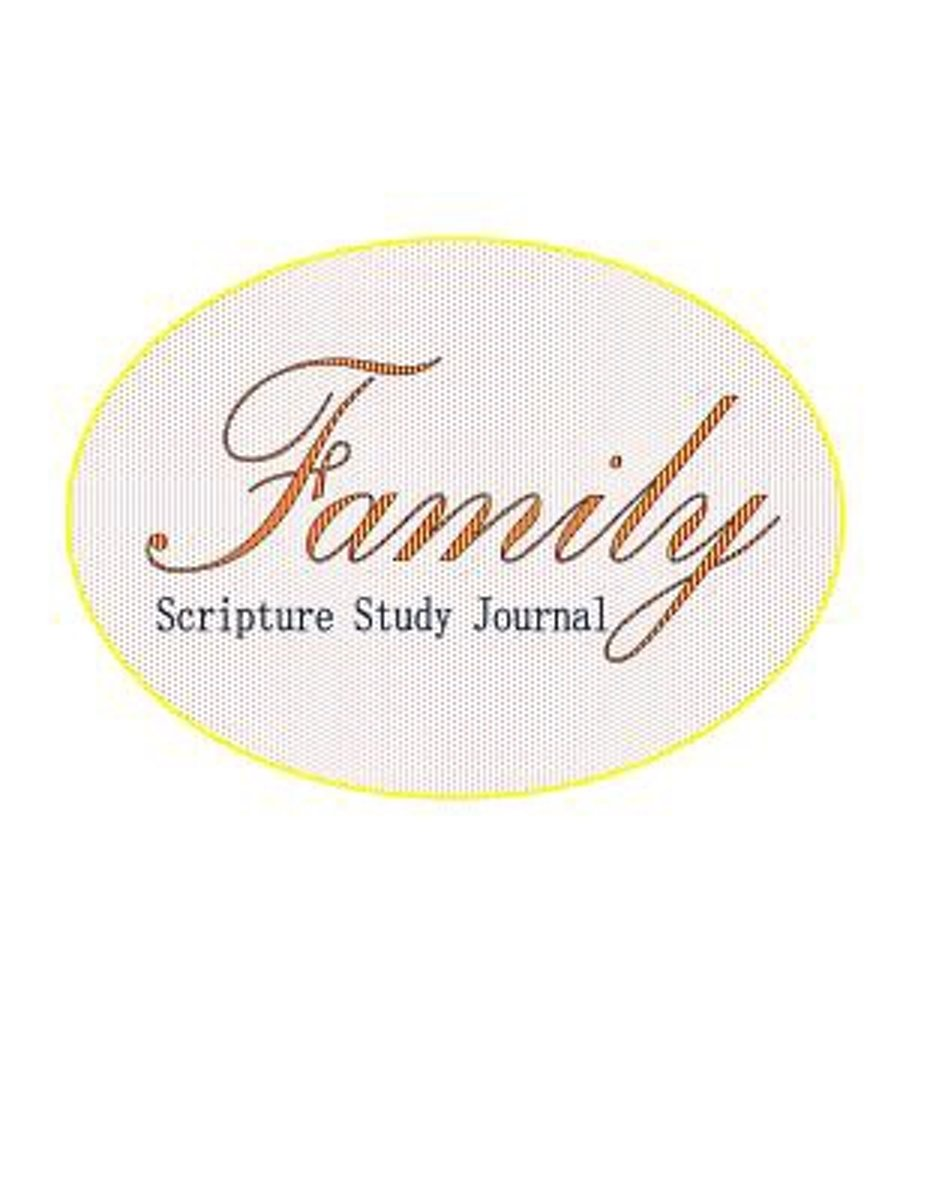 Family Scripture Study Journal